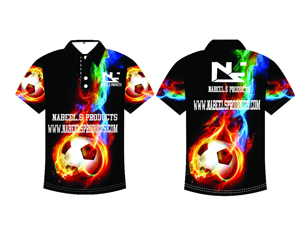 กีฬา sublimation jersey