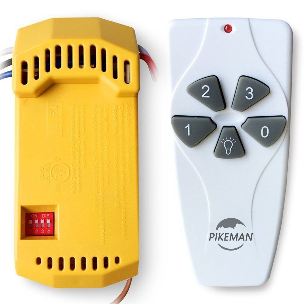 Buy Universal Ceiling Fan Remote Control And Receiver