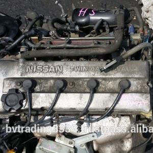 USED ENGINE JDM NIS KA24 - CS 5SP (DISTRIBUTOR ON BLOCK)