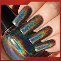 Holographic Glitter Powder Paillette galaxy holo nail art flakes laser nail sequins