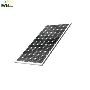 IWELL China suppliers 250W price per watt solar panels Poly panel solar