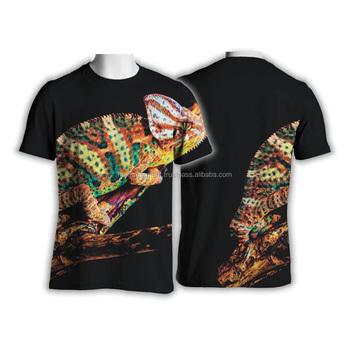 873371bd Fashion Design 100% Polyester 3d Full Body Print Short Sleeve T shirt Dry  Fit Custom