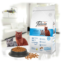 Felicia Cat Dry Food Adult Salmon 2 kg