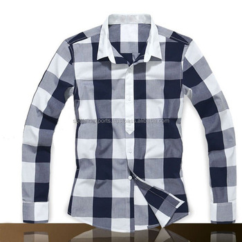39a0ee073d4 New Plaid Check Mens Long Sleeves Shirts Formals Dress Shirts Business  Shirts Button Downed Custom Labelled Dress Casual Shirts - Buy Plaid Check  Mens ...