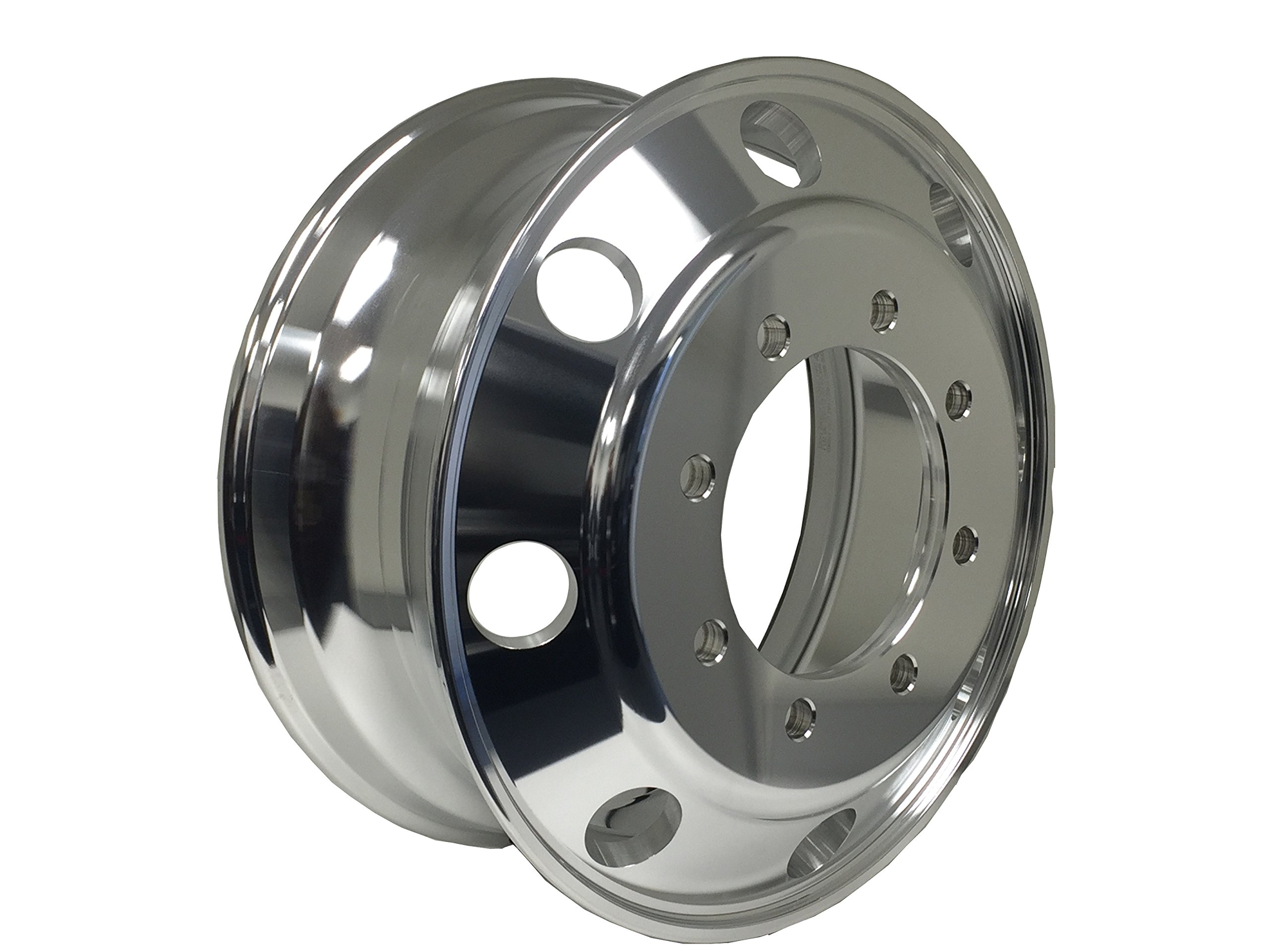 Buy Motorhome A227506 Aluminum Wheels 22 5 X 7 5 Hub Pilot Pcd 8x275 Alcoa Style Both Side Polish Finished For All Position In Cheap Price On Alibaba Com