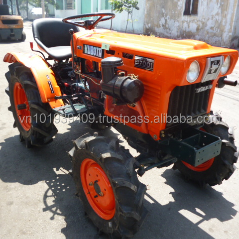 Japanese Kubota Tractor B7001DT 4WD (Reconditioned/Refurbished)