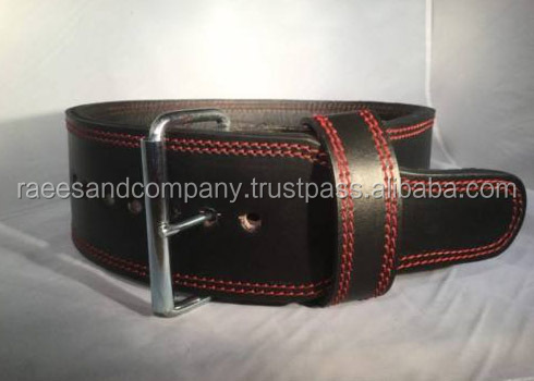Powerlifting lever buckle belts by RC Fitness wear / Sublimation belt