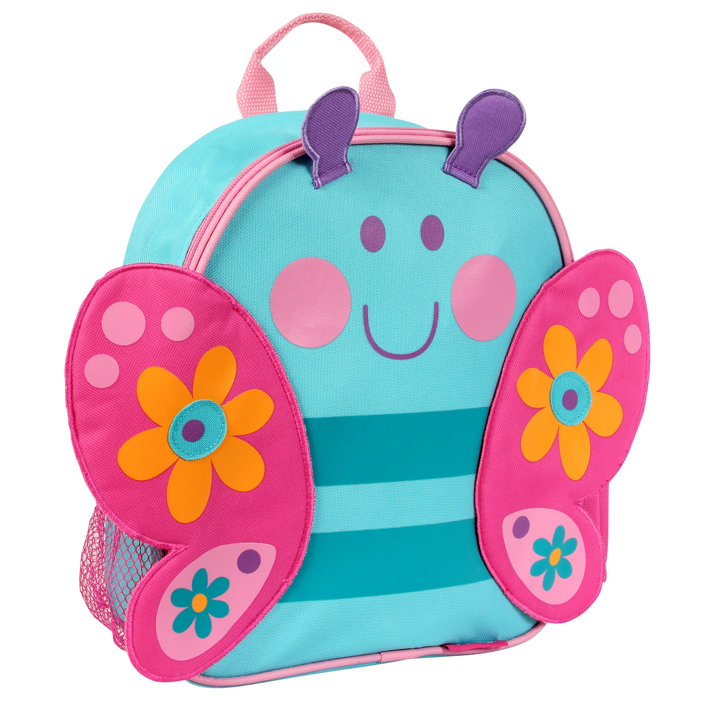 edc811546869 Buy Stephen Joseph Mini Sidekick Owl Backpack with Owl Zipper Pull ...