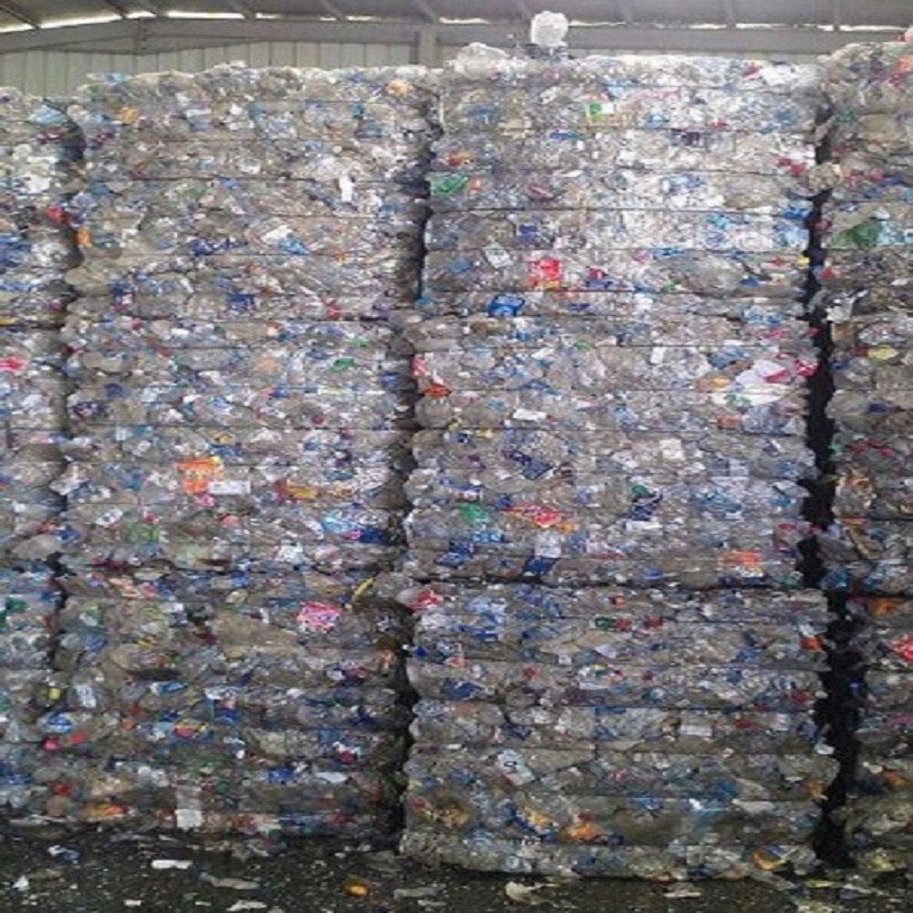 100% clear PET bottle scrap/PET flakes white/recycled PET Resin Factory price