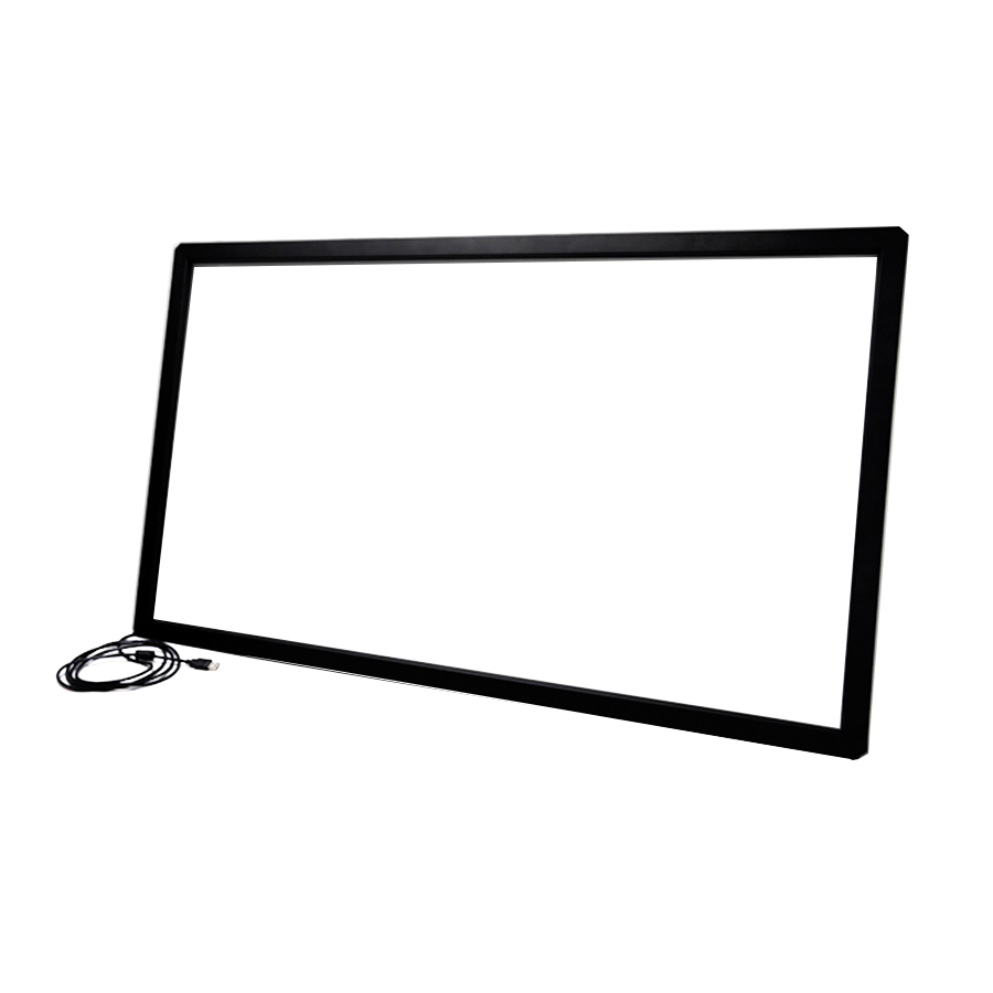 Touch tv smart tv 55 inch ir USB touch screen overlay kit