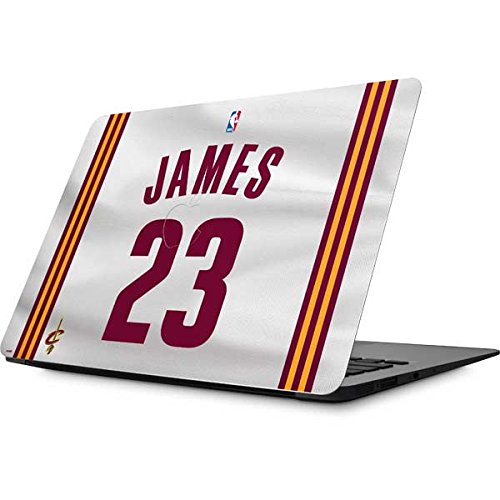 promo code 3a16c ddc47 Get Quotations · NBA Cleveland Cavaliers MacBook Air 13.3 (2010 2013) Skin  - LeBron James
