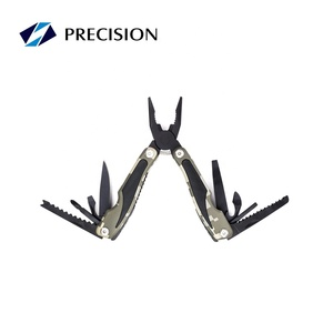 11 in 1 Stainless Steel Outdoor Gear Multitool Plier