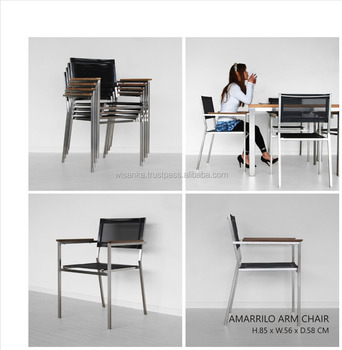 Amarrilo Arm Chair