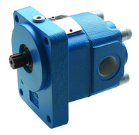 High Pressure Gear Pumps KP 1 with hydraulic axial clearance compensation - KRACHT