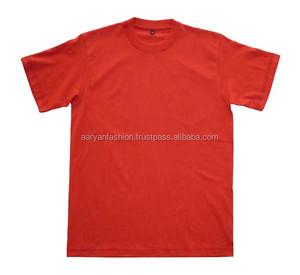 100% cotton cheap plain t shirt