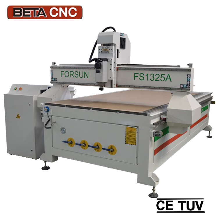 Forsun 4 axis 1530 wood cnc router machine wood engraving machine with rotary axis