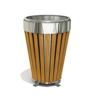 Litter Bin Waste Bin Dustbin Mst-610