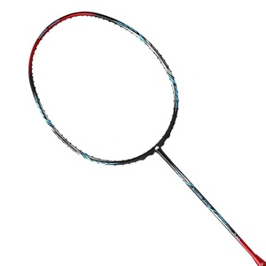 2018 brand carbon badminton rackets for professional player