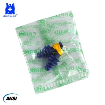 Hearing Protection Ear Plugs For Noisy Environment