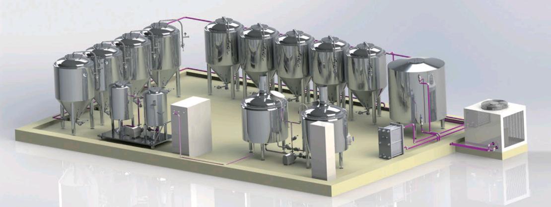 इस्तेमाल किया ठंडा तख्ताबंदीवाला 1000L किण्वन टैंक/शंक्वाकार बियर किण्वक के लिए बिक्री SUS304