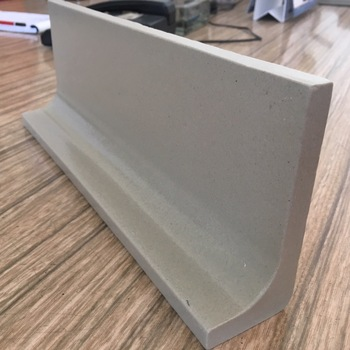 Covingcurved Ceramic Tile For AntibacterialAntifungalAcid - Coved floor tiles