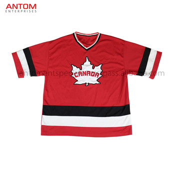 7c73f88fb Fully Sublimation Custom Team Ice Hockey Shirt For Teams / Ice Hockey Jersey