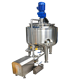 Stainless Steel Heating Jacketed Mixing Tank