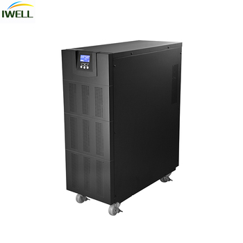 Uninterrupted Power Supply IWELL 33CA Series 3 phase in 3 phase out 480VDC Online UPS 60KVA