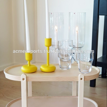 Powder Coated Aluminium Candle Stand decorate your Home