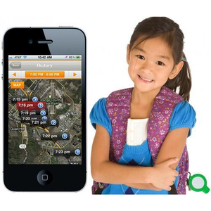 GPS Child Tracking System