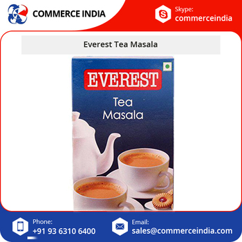 Everest Masala Tea/best Masala Chai Spice Mix Available For Twist Of Taste  For Tea - Buy Indian Masala,Masala Tea,Masala Chai Product on Alibaba com