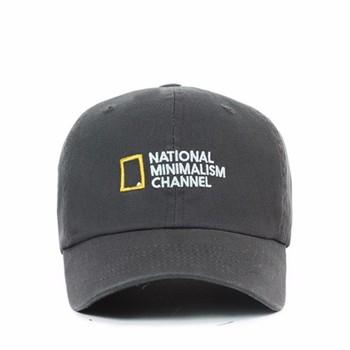 0b0176a06f813 FL077-Minimalism- DK- Grey   baseball cap  custom snapback caps  high