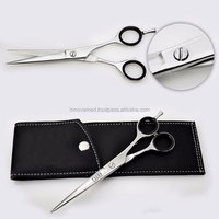 Best Salon Hairdressing Scissors in Size 5.5 inch and 6 inch with FREE Leather Case