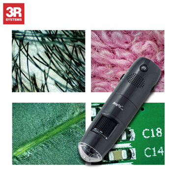 High-magnification and measurement 450-600x digital microscope for inspection tool in india clothing factory