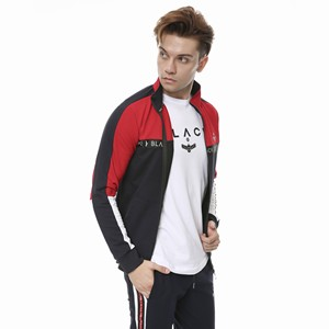 sublimation Jogging Suits Fitted tracksuit blank custom plain cheap tracksuit wholesale