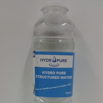 05bcc7fbc2 2018 High Quality Hydro Pure Infused Hydrogenised Structured Drinking Water