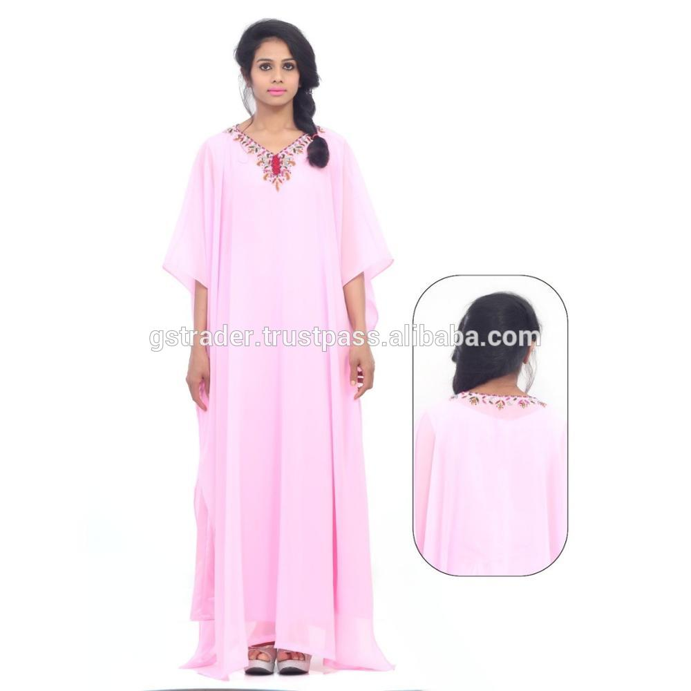 Túnez Kaftan Líbano Diseñador Abaya Vestidos De Novia Dubai Lujo ...