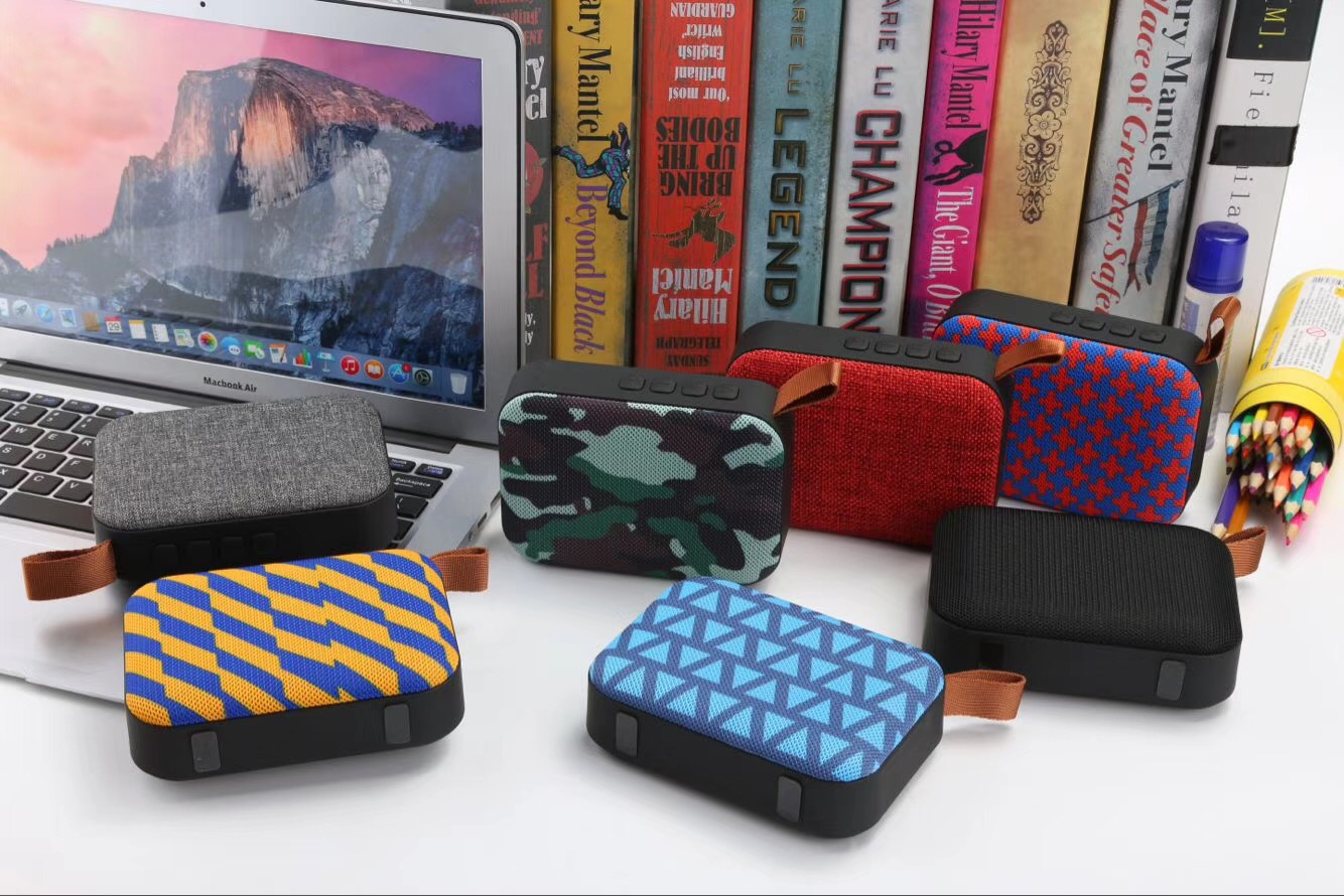 Professional Fabric portable speaker