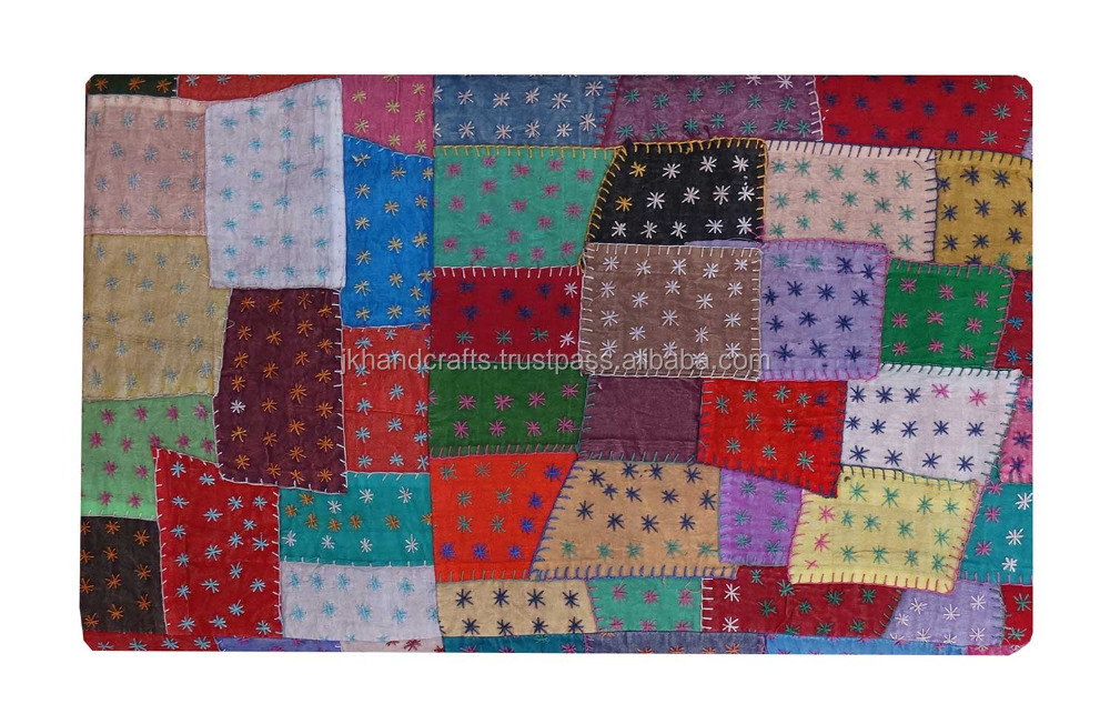 2017 Hot Sale Cotton Patchwork Quilt