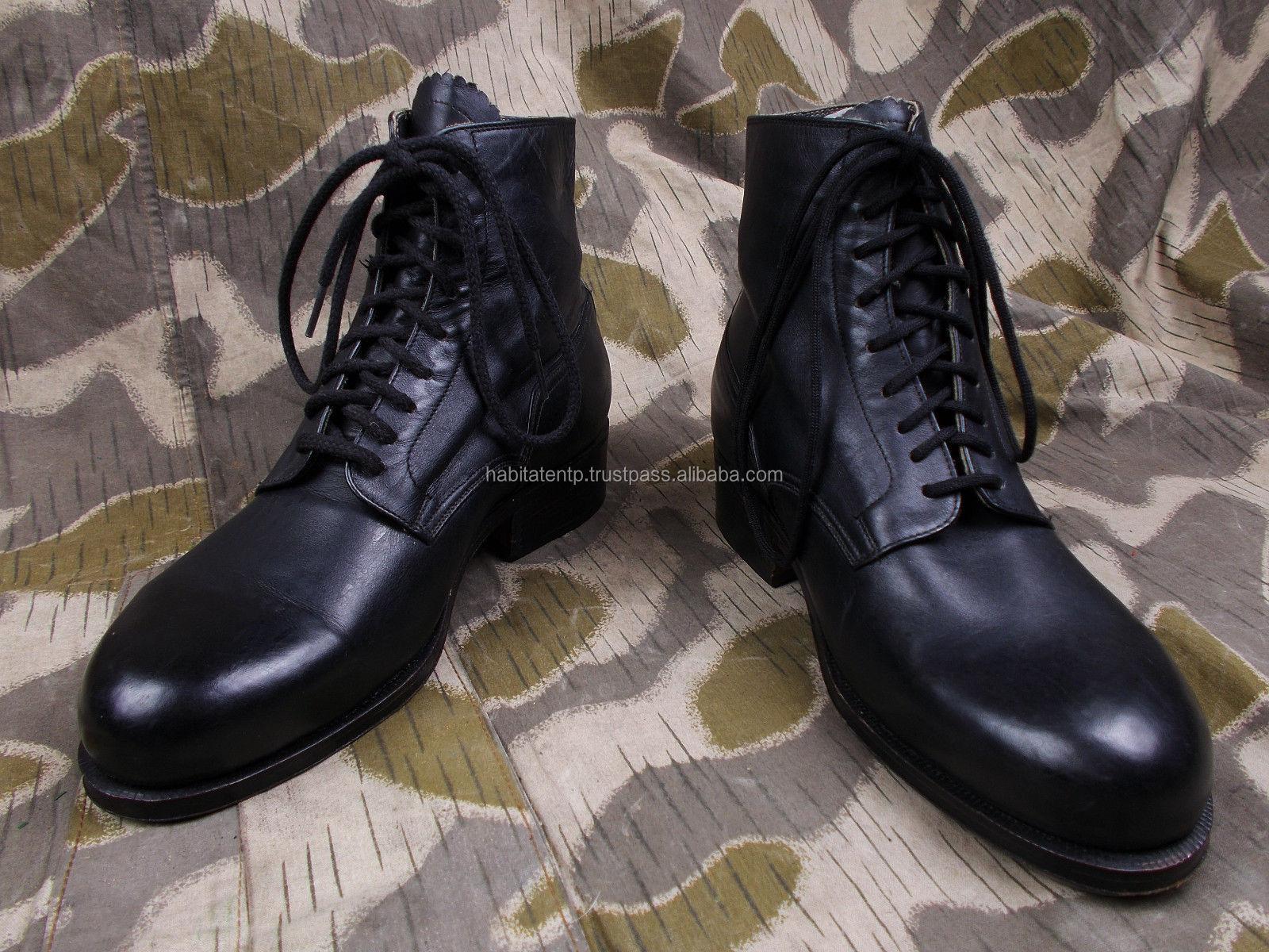 Ww2 Botas Zapatos De Mujer Botas De Reproducción 1940 De Precio De Fábrica Buy Muestra Ofrecemos Zapatos De Piel De Becerro De Cromo Suave Para