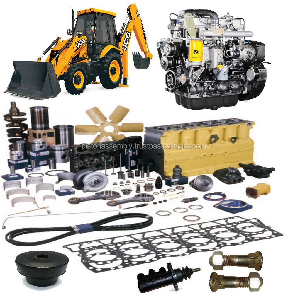 Jcb Engine Parts, Jcb Engine Parts Suppliers and Manufacturers at ...