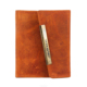 Camel Color Genuine Leather Tri-fold Stylish Latest Design Wallet for Men (9 Card Slots)