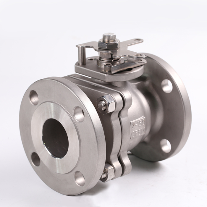 """2"""" 2 inch DN50 CL150 Stainless Steel CF8M Ball Valve"""