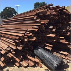 iron scraps/used rails for sale