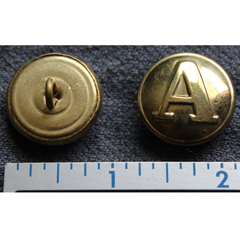 Civil War Metal Shank Button/brass Metal Buttons For Coat/jacket - Buy  Metal Buttons For Shirts,Silver Metal Shank Buttons,Metal Coat Buttons For  Sale
