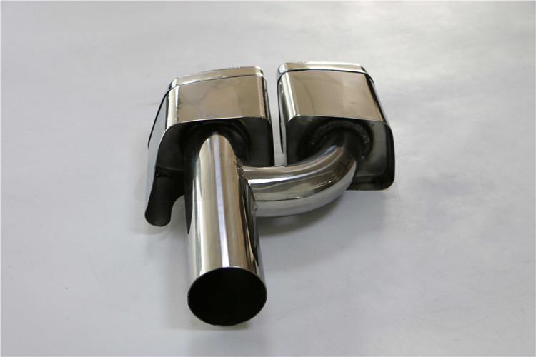 Hot Sale Stainless Steel Exhaust Tips for W212 E63