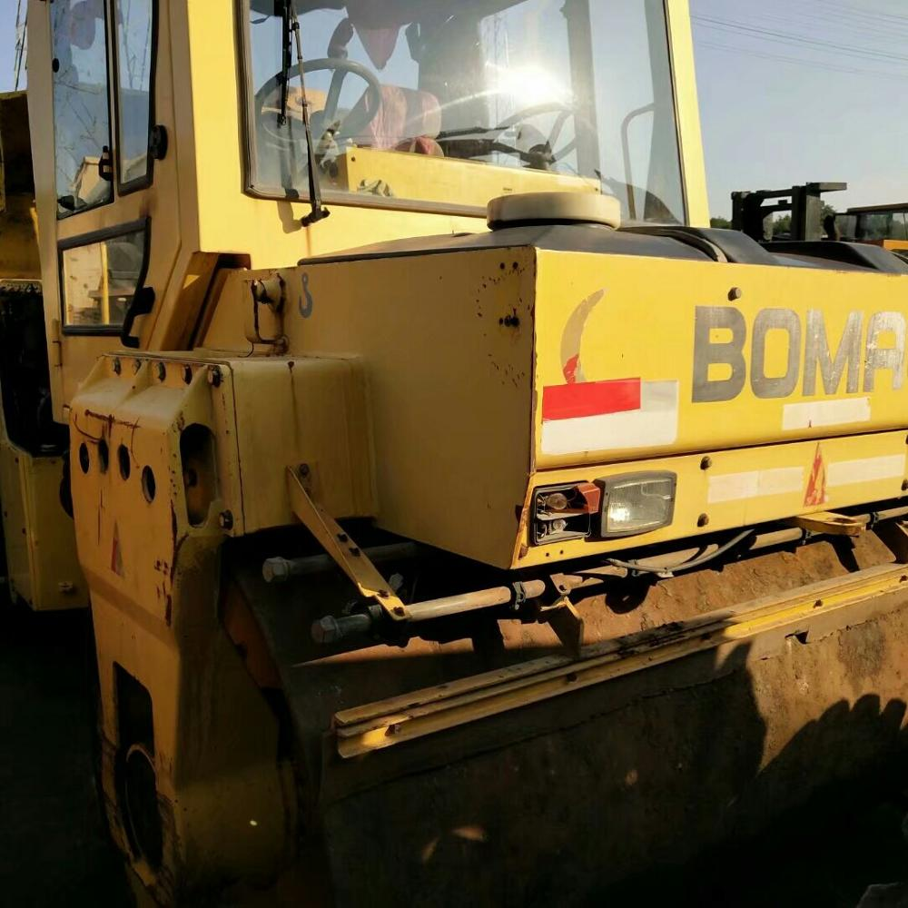 USED BOMAG BW202AD-2 Compactor Road roller Good Quality and cheapest price.