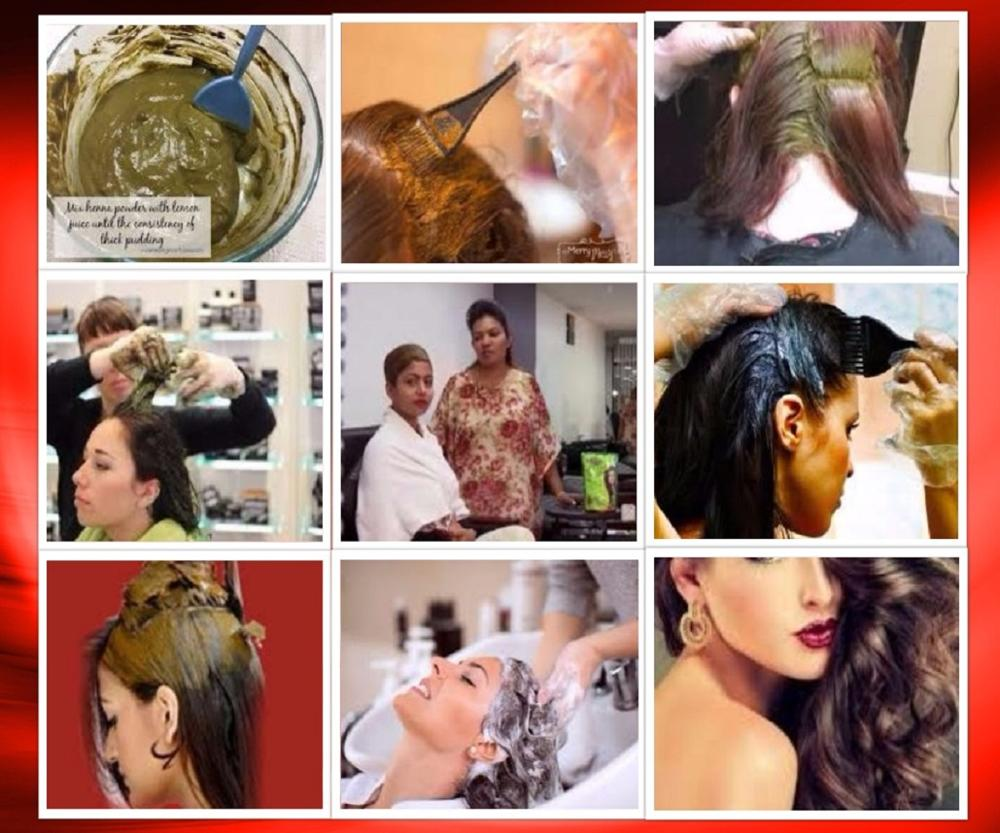 Non Alergi Pewarna Rambut Henna Herbal Pewarna Rambut Buy Non