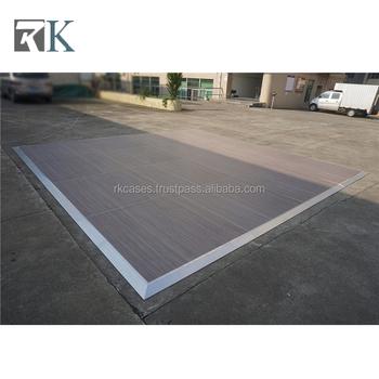 Outdoor Garage Flooring