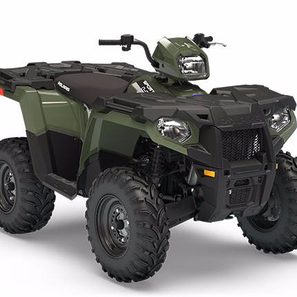 2011-2014 Polaris Sportsman 400 HO 4x4 ATV Rear Left /& Right Wheel Bearings